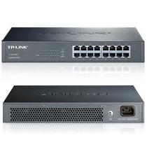 Switch 16 Portas Gigabit 10/100/1000 Tp-link Tl-sg1016d Hub