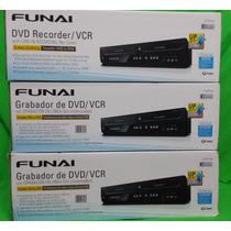 Gravador De Dvd De Mesa Funai Dvr - Ideal Para Clínicas