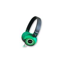 Auricular Manos Libres Noga Fit Ng-618 Verde Mp3 Celular