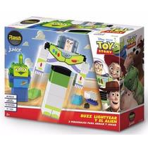 Rasti - Toy Story Buzz Y El Alien. Armar Y Jugar. 50 Piezas.