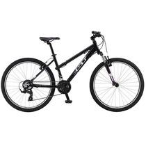 Bicicleta Mtb Mujer Gt Laguna Aro 26 Color Negra/lila