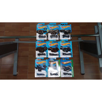 Hot Wheels Batman Batimovil Batmobile Set 9 Piezas Hw City