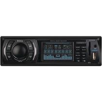 Receptor Boss Audio 612ua Radio Usb Mp3 Sd - Negro