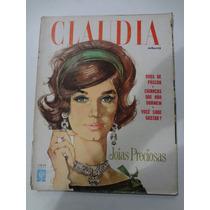 Revista Claudia Nº 7 Ano 2 Abril De 1962