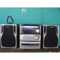 Equipo De Sonido Aiwa Usado De 3 Cd