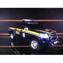 Miniatura Viatura S10 Policia Rodoviaria Federal Noe