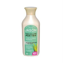 Champú-gel De Aloe Vera Jason Natural Cosmetics 16 Oz De Líq