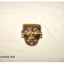 Mascara Funeraria Tipo Teotihucana