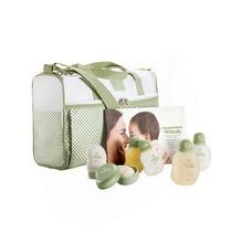 Kit Especial Bolsa G Mamãe Bebê Natura + Sabonete Liquido