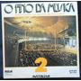 Rádio Jovem Pan - Fino Da Música Brasileira - Lp Vinil 1977
