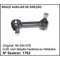 Braço Auxiliar De Direção D-20 Direção Hidraulica E Mecanica
