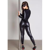 Fantasia Mulher Gato Ou Coelhinha Da Playboy Ou Policial