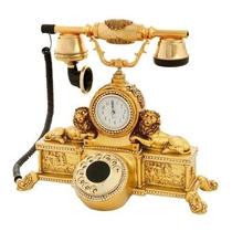 Telefone Decorativo (swarovski Pedras-2 Lions) Ii