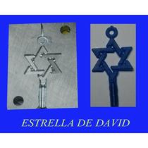 Estrella De David Troquel De Inyeccion De Cera