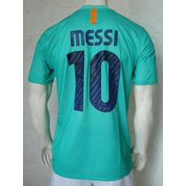 Playera Barcelona Messi..visitante