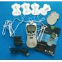 Super Electroestimulador 4 Electrodos Port. 2 Canales 220v