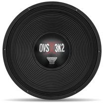 Subwoofer Oversound Ovsx 3k2 15 Polegadas 1600w Rms 4 Ohms