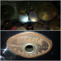 Batería Acústica Tama Rockstar 6pcs + Set Platillos Sabian