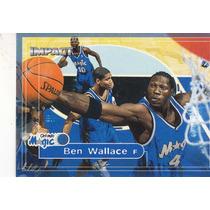 1999-00 Skybox Impact Ben Wallace Magic