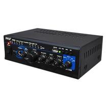 Pyle Ptau45 Amplificador De Potencia Usb / Cd 2x120 Watts