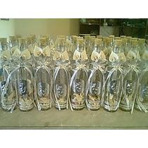 Invitaciones En Botellas De Vidrio Para Boda