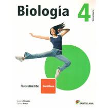 Biología 4 - Editorial Santillana