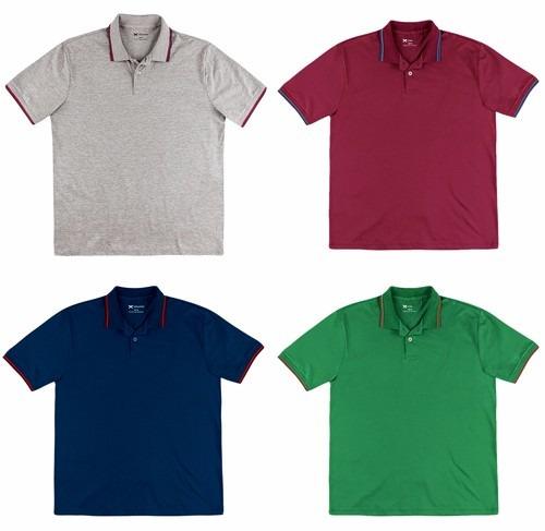 Camisa Polo Hering Masculina Original Loja Fisica Camiseta - R  59 ... 7b8b37b5890b9