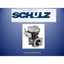 Compressor Ar - Vw 7.90 - Motor Mwm D229-4 / D229-6
