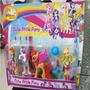 Set De Figuras De Ponys