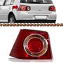 Lanterna Traseira Golf Esquerda Vermelho 2007 2008 2009 2010
