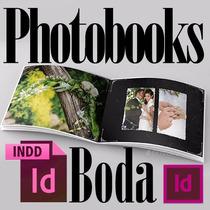 Photobooks Boda Plantillas Editables Mas Increibles Regalos