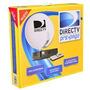 Kit 0,60 Directv Prepago Antena Recep Satelital Coaxil Nuevo