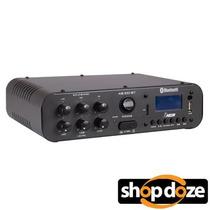 Potência Nca Ab100 Bt Bluetooth P/ Som Ambiente - 100w Rms