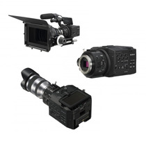 Ituxs Video Camara Nueva Sony Nex-fs100 Cuerpo Sofs100