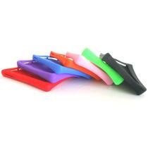 Funda Silicon Antigolpes Tablet 7 Colores Camara Centrada