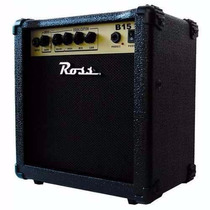 Amplificador Bajo Ross B15 15b 15w Artemusical