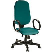 Cadeira Presidente Giratória - Escritório - Com Braço