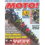 Moto.125 Mai05- Xt660r Cg150 Sport Hornet Bandit Cbr600 Kawa