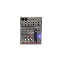 Mesa De Som Mixer Phonic Am 105 10 Canais