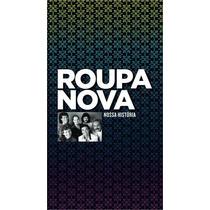 Cd Box Roupa Nova - Nossa Historia - 4 Cd´s (983225)