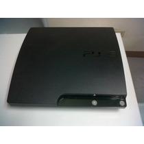 Playstation 3 Slim 160g Destravado Na Ultima Versão + Psn