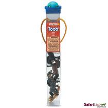 Caballos De Juguete Safari Toobs Figuras De Ponis