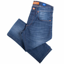Oferta!! Jeans Hombre Pantalon Denim Alacant Inside