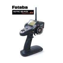 Radio Futaba 4-channels 2.4ghz Fasst Futk4903 4pks-r