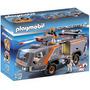 Playmobil 5286 Top Agents 2 Camion Espia C Agente Bunny Toys