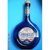 Corralejo Botella Vacia Tequila Añejo P/colecion Buena Hm4