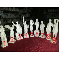 Figuras De Yeso Historicas Gran Variedad Definicion Modelos