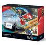 Wii U 32gb Mario Kart 8 +dlc. 8 Carros Y16 Pistas. Domicilio