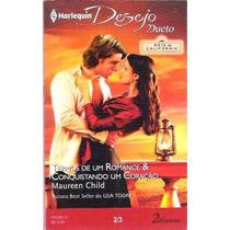 Livro Harlequin Desejo Dueto Termos De Uma Romance Ed. 11