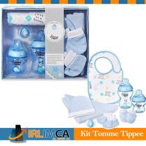 Set De Teteros Baby Shower Tommee Tippee Irlimca + Regalo